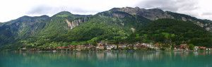 Kienholz is a small part of the town of Brienz.